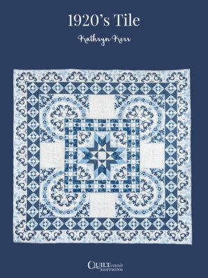 Patron quilt 1920s Tile - Kathryn Kerr